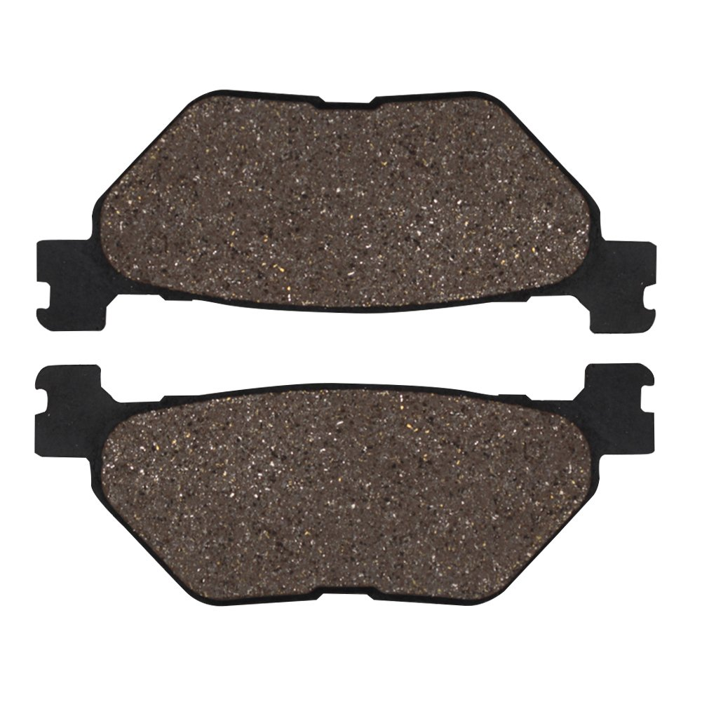Cyleto Rear Brake Pads for Yamaha T-Max 530 Tmax 530 2012 / XP530 XP 530 Black Max 59CE 2013
