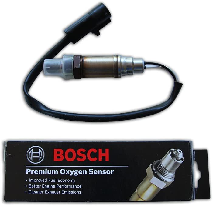 For 1995 Chevrolet K1500 Oxygen Sensor Bosch 48123FY OE Connector