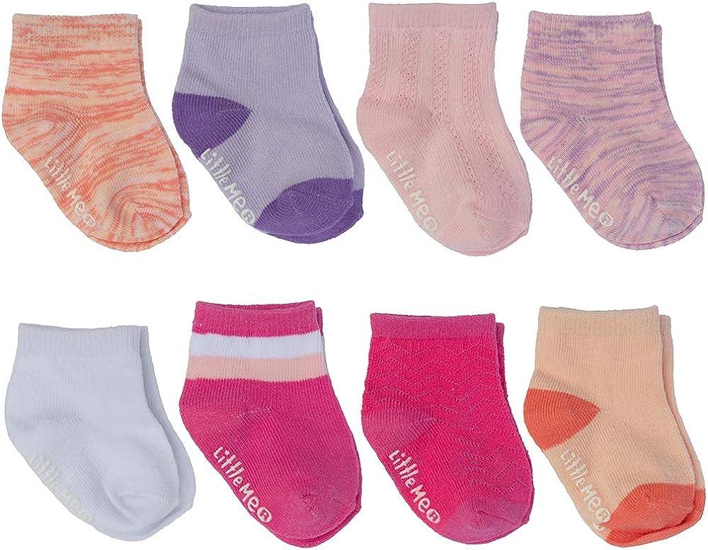 Little Me Baby Girls Baby Girl Socks 16-pack Sockshosiery