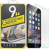 iphone6 plus/ iphon6S plus 強化ガラスフィルム 0.26mm保護フィルム(iphone6 plus/ iphone6S plus対応ガラス スクリーンプロテクター)