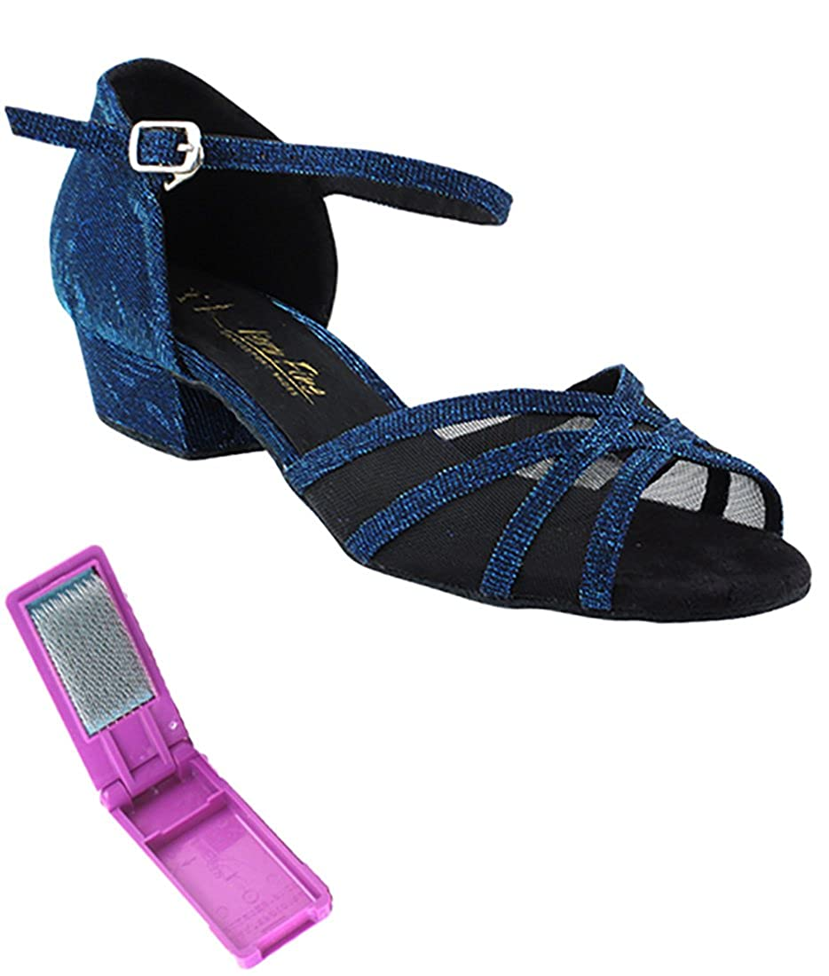 第一ネット [Very Fine Dance Shoes] レディース B075CWXTTT Glitter 7.5 Satin B(M) US|Blue 7.5 Glitter Satin Blue Glitter Satin 7.5 B(M) US, 箕面市:e4faddeb --- a0267596.xsph.ru