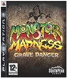 Monster Madness Grave Danger Suburbia Sequel