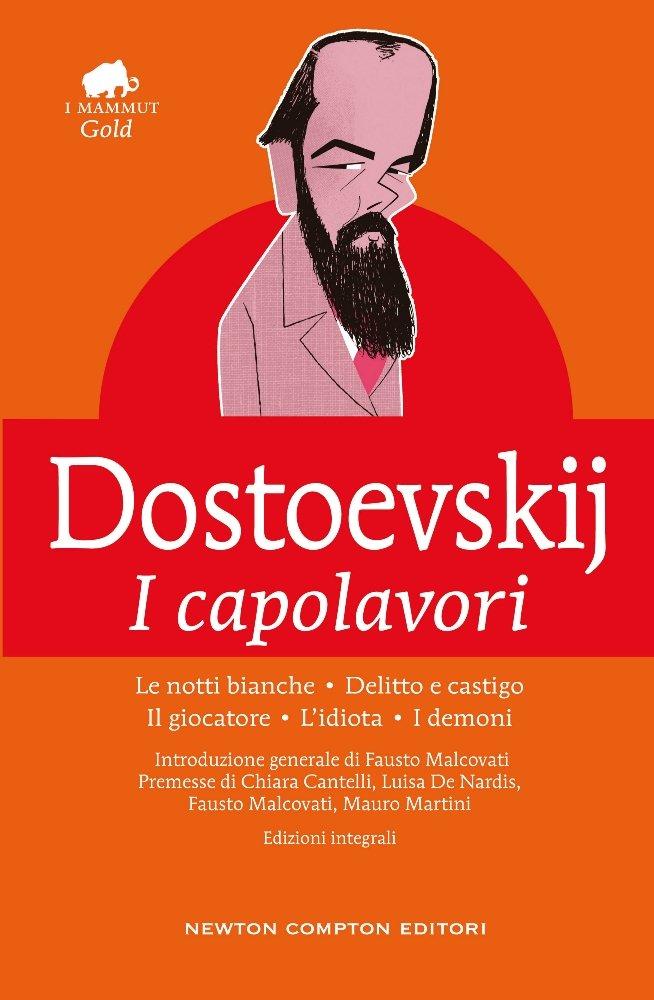 Amazon It I Capolavori Le Notti Bianche Delitto E Castigo