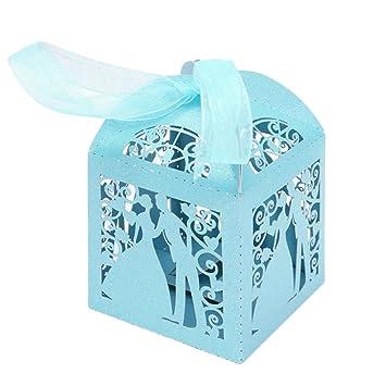 sztara 50 PCS Gorgeous Candy Boxen Romantische MR & MRS Bräutigam ...