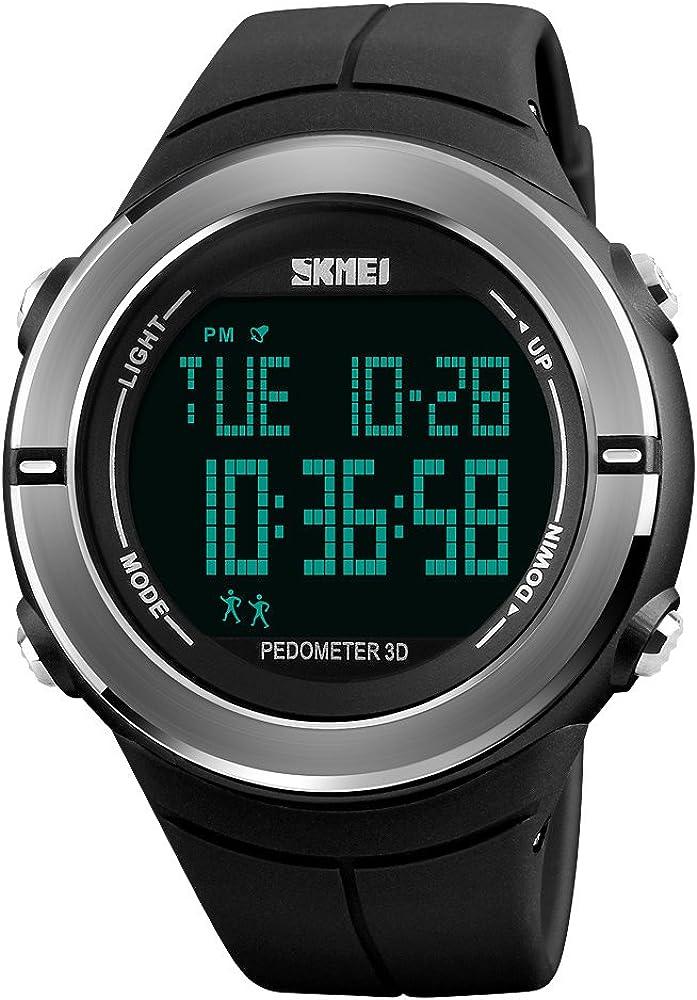 Digital Reloj Deportivo,Reloj Deportivo Digital para Hombre ...