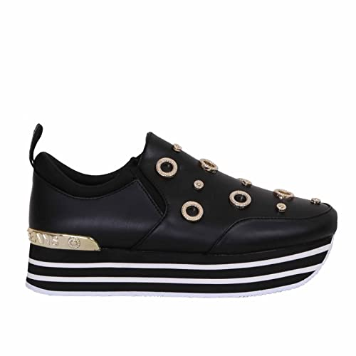 Versace Jeans Sneaker E0VRBSF1 899 Nero: Amazon.it: Scarpe e ...