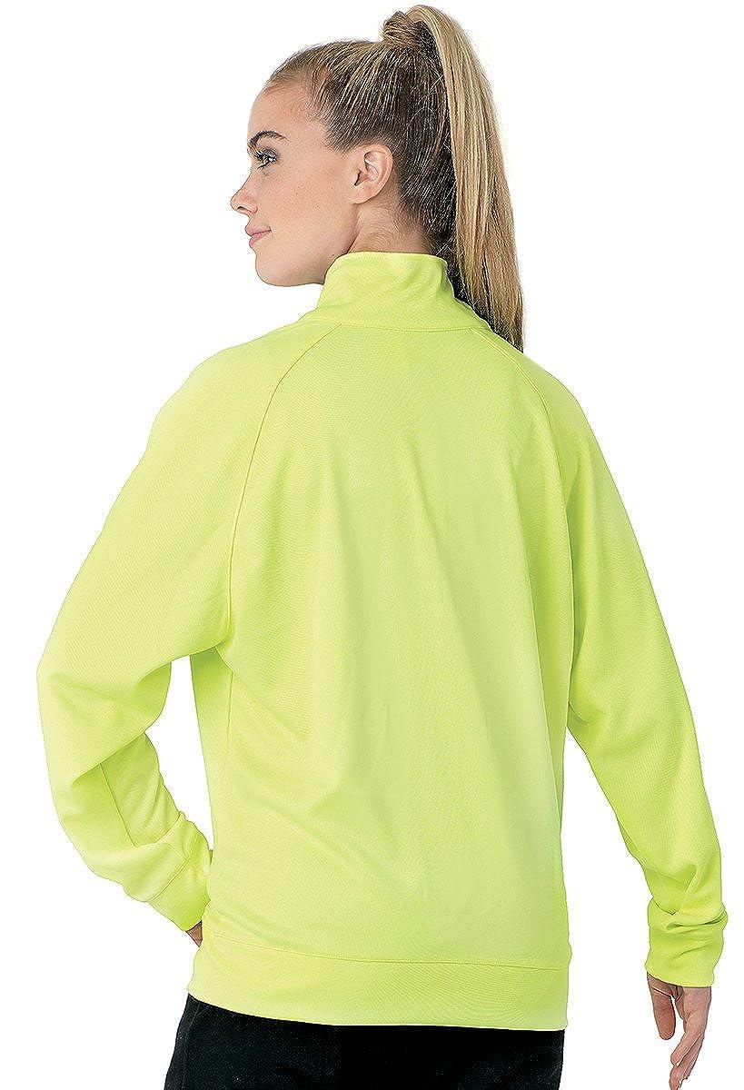 Urban Groove Track Jacket Zip Front Unisex AH3319