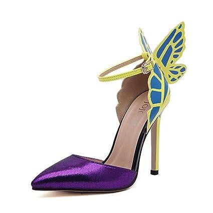 Single shoes - female ALUK- Primavera ed estate - in Europa e America sexy  scarpe 181b25af249