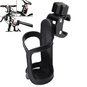 EUBags Soporte para vasos de bicicleta, rotación de 360 grados, para cochecito de bebé, carrito de bebé, bicicleta, silla de ruedas, motocicleta: Amazon.es: ...