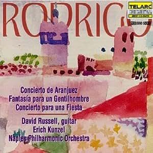 Rodrigo: Concierto De Aranjuez / Fantasia Gentilhombre
