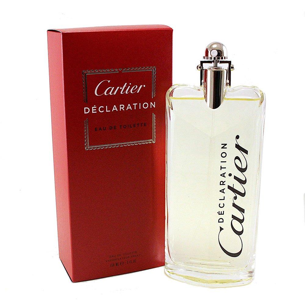 d03ae5272 Amazon.com : Declaration by Cartier for Men 3.3 oz Eau de Toilette Spray :  Beauty