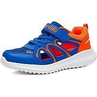 Boys Trainers Kids Mesh Sneakers Summer Girls Trekking Sandals Lightweight Walking Shoes Casual Beach Closed Toe Sandal Size