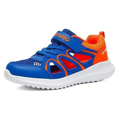 Zapatillas de Deporte Niño Verano Sandalias de Vestir para Niña Zapatillas de Running Respirable Sandalias de Playa Deportivas Ligero Zapatos: Amazon.es: Zapatos y complementos