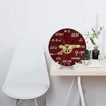 Amazon Com Feaiyea Wall Clock Arsenal Fc The Gunners Decorative