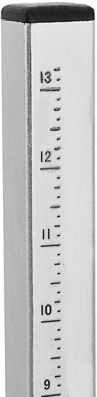 18-48 TOPQSC Cha/îne Scie /à Cha/îne portative 48 Pouces Moulin /à scie en Aluminium Moule /à scier en Acier Inoxydable Convient Moulin /à scie /à