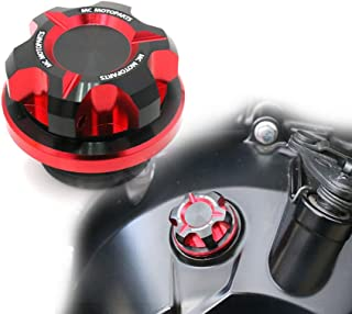 T-Axis Black CNC Oil Filler Cap For Suzuki GSX-S1000 F GSX-S 750 GSX-R 750 600 2016 17