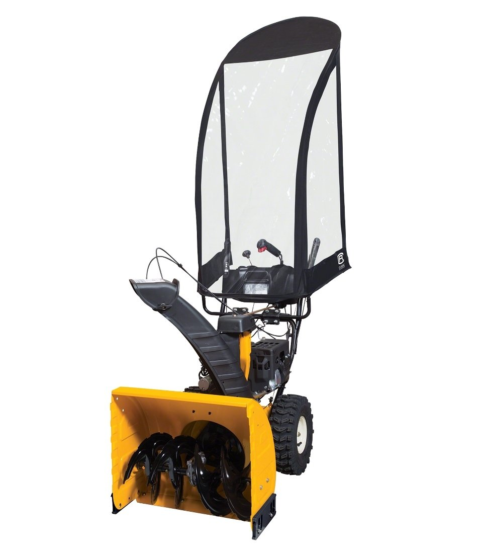 Classic Accessories Universal 2-Stage Snow Thrower Cab by Classic Accessories