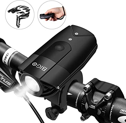 Super Bright LED Bicycle Light Night Ride Safe Cycling Waterproof Light 3 Modes