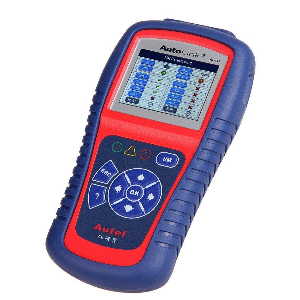Altar AL619 Scan-Tool OBD OBDII Auto Diagnose ABS/SRS Air Bag ...