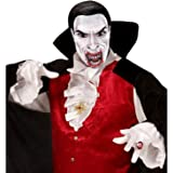 PICCOLI MONELLI Maschera dracula vampiro in tessuto