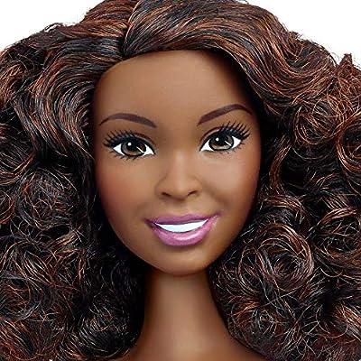 Barbie Fashionistas Doll & Fashions Boho Fringe, Tall: Toys & Games