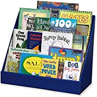 Classroom Keepers Book Shelf, Blue (001329)