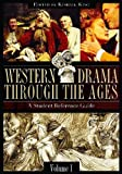 img - for Western Drama through the Ages: A Student Reference Guide, Volume 1 book / textbook / text book