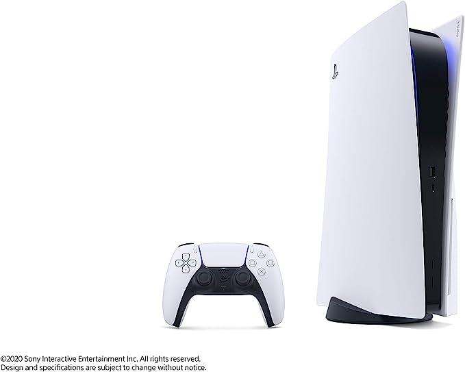 Consola PlayStation 5: Amazon.es: Videojuegos