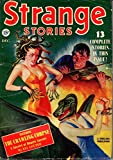 img - for Strange Stories (Dec. 1939) book / textbook / text book