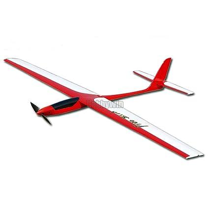 Amazon com: FlyFly Hobby Free Bird Electric Glider 1450mm KIT with