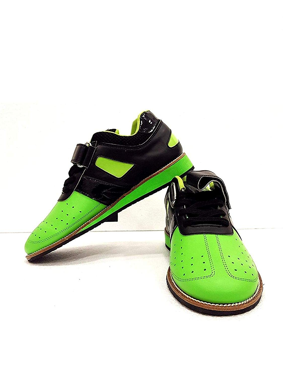 Weightlifting Green Shoes -4 at Amazon
