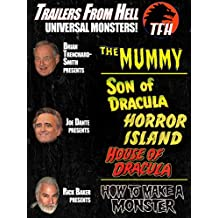 Trailers From Hell: Universal Monsters