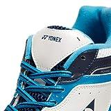 Yonex SHB-35-WHITE/SKYBLUE-Size 8.5