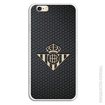 Betis Carcasa Escudo Oro para iPhone 6-6S