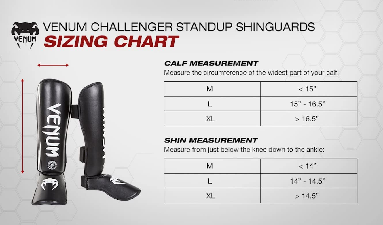 Venum-Challenger-Skintex-Leather-MMA-Standup-Shin-Guards