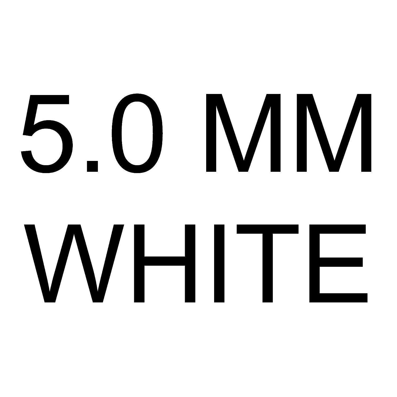 5/mm ma/çonnerie Clips de c/âble Convient pour /Épinglage Int/érieur ou ext/érieur pour r/éseau Ethernet Cat5/Cat6/Cat7/M/ène