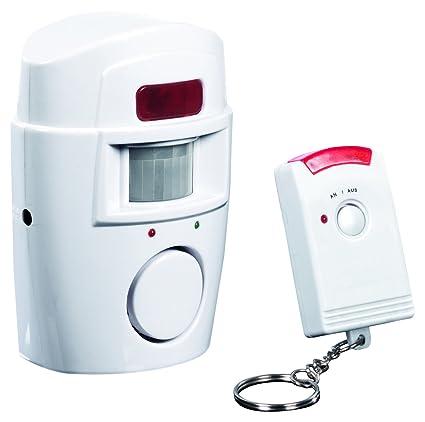 Señal de alarma con sensor de movimiento maxx, 01913