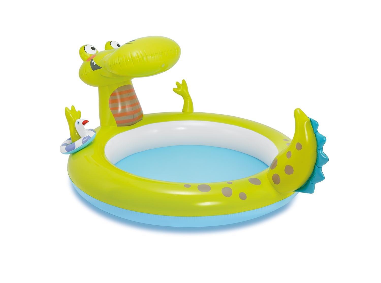 HJXJXJX 198X160X91cm Aufblasbarer Kinderaufblasbarer Pool
