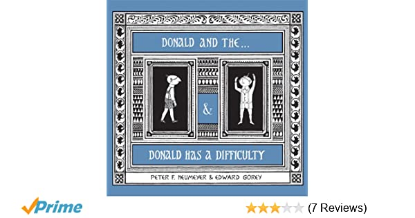 The Donald Boxed Set Donald And The Donald Has A Difficulty