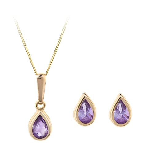 9ct Gold Opal and Sapphire Necklace Pendant no chain Gift Boxed Made in UK
