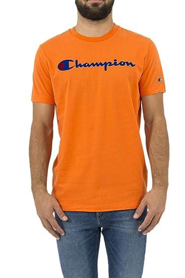 Et OrangeVêtements Accessoires Shirt Tee Champion 212264 8n0wXPZNkO
