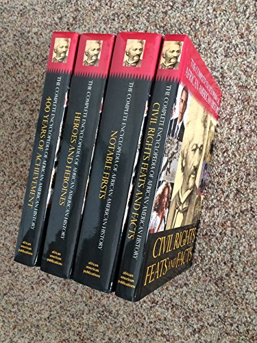 Books : Complete Encyclopedia of African American History: Four Volume Set