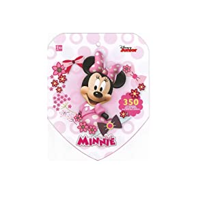 Disney Minnie Mouse Sticker Book for Kids (over 350 stickers)-1 PACK
