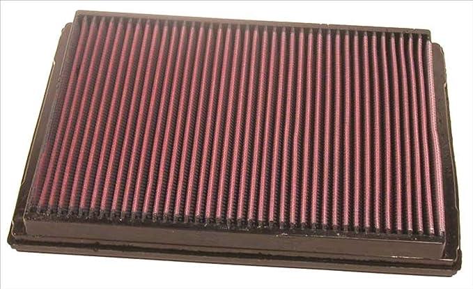 K&N 33-2213 Filtro de Aire Coche, Lavable y Reutilizable: Amazon.es: Coche y moto