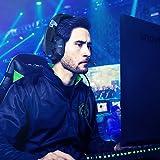 RUNMUS Gaming Headset Xbox One Headset with 7.1