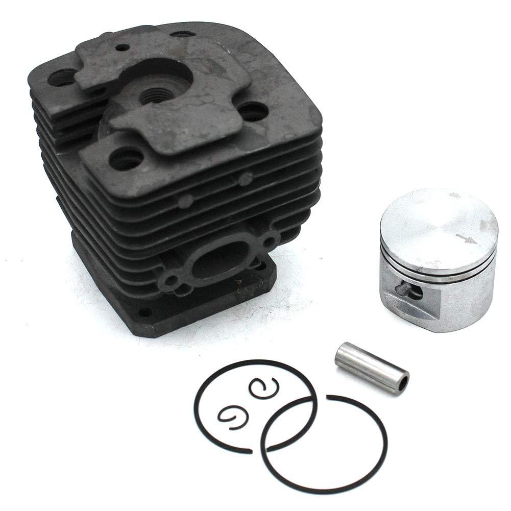 Kit Piston Cylindre 40mm Pour D/ébroussailleuse Stihl FS400 SP400 D/ébroussailleuse Scie # 4128 020 1201