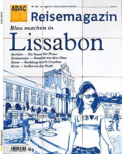 ADAC Reisemagazin Lissabon