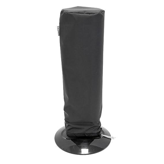 Veito ch1200 LT Carbon Estufa infrarrojos de atril con campana vasner aircape, 1200 W, umkipp Protección, reflector de infrarrojos Negro: Amazon.es: Hogar