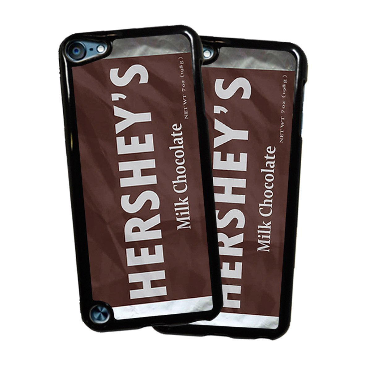 Amazon.com: Hershey S Milk Chocolate Case Ipod Touch 6: Cell ...