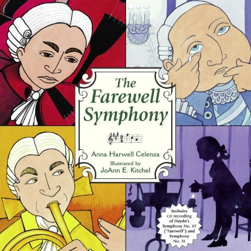 Read Online By Anna Harwell Celenza - The Farewell Symphony (Reprint) (2005-02-16) [Paperback] pdf epub